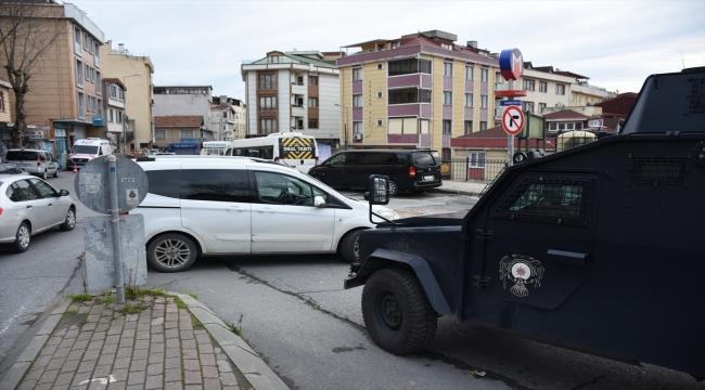 Kağıthane'de silahlı saldırıya uğrayan kişi yaralandı