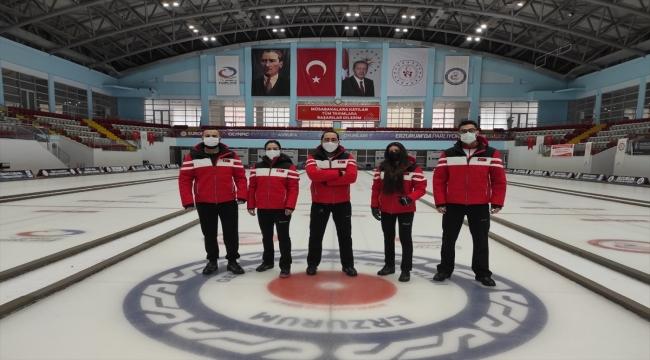 Karışık Çiftler Curling Milli Takımı, Moskova yolcusu