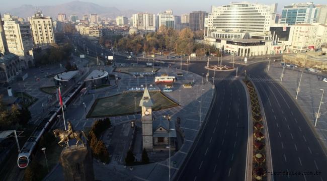 Kayseri'de meydana gelen deprem'le ilgili olumsuz bir durum şu an için yok