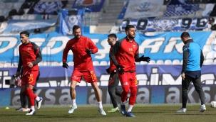 """Kayserispor'dan Erzurumspor'un """"şaibe"""" iddiasına ilişkin açıklama"""