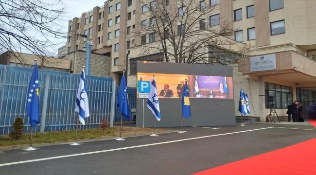 Kosova ile İsrail diplomatik ilişkilerin başlatılmasına yönelik anlaşmayı imzaladı