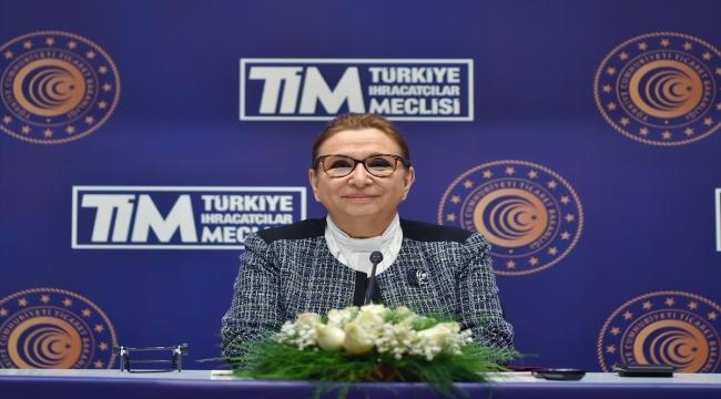 TİM Başkanı Gülle, ocak ayı dış ticaret verilerinin açıklandığı toplantıda konuştu: