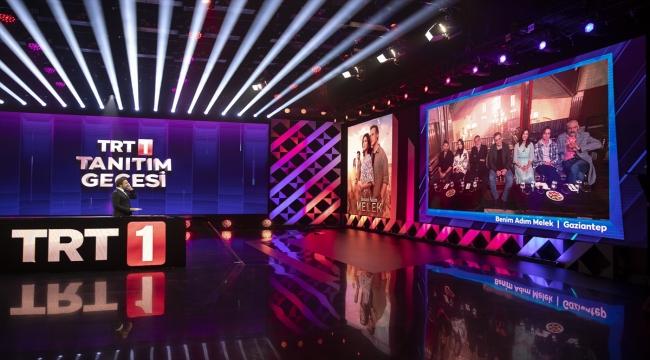 TRT 1 kanalının yenilenen yüzü ve değişen ekran görselleri tanıtıldı