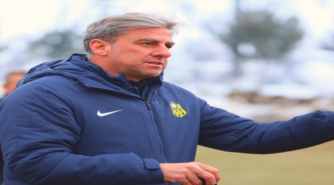 Yeni Malatyaspor, Göztepe maçının hazırlıklarını sürdürdü