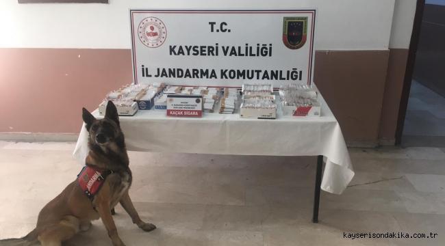 Kayseri'de Jandarmadan 400 ayrı noktada 'Narkotik ve Huzurlu sokaklar uygulaması'