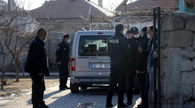 Kayseri Son Dakika! Kocasinan Sancaktepe'de bir eve silahlı saldırı