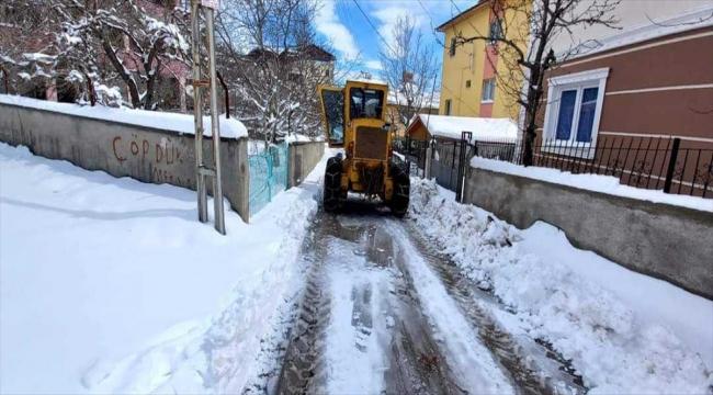 Adana'da kar nedeniyle kapanan yayla yolları açıldı
