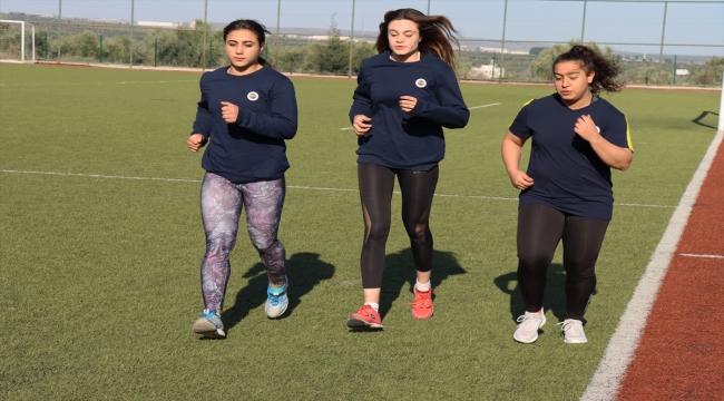 Ciritte iki birinciliği bulunan genç sporcunun hedefi milli takım ve olimpiyatlar