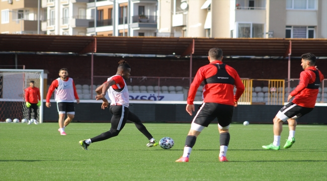 Hatayspor, Trabzonspor maçı hazırlıklarına başladı