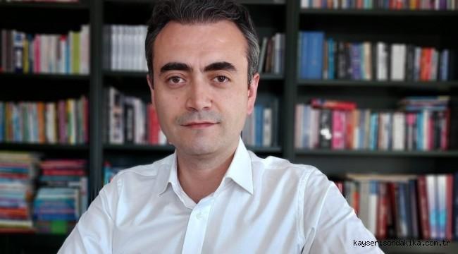 """Osmaniye'de yaşanan, """"Doktor, Savcı"""" olayına Kayseri Tabip Odası Başkanından tepki"""