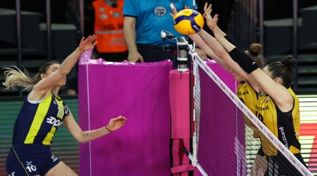 Voleybol: Misli.com Sultanlar Ligi play-off final serisi