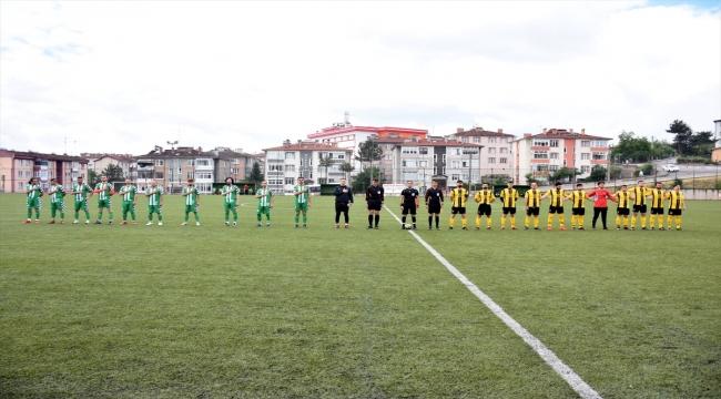 İşitme Engelliler Futbol Süper Lig maçları Karabük'te başladı