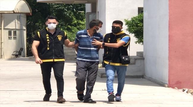 Adana'da elektrikli bisiklet hırsızlığı zanlısı tutuklandı