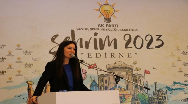 """AK Parti Genel Başkan Yardımcısı Karaaslan: """"İklim değişikliğini göz ardı edemeyiz"""""""