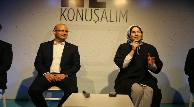AK Parti Genel Başkan Yardımcısı Ömer İleri, Şırnaklı gençlerle buluştu: