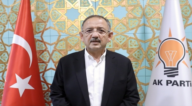 AK Parti Genel Başkan Yardımcısı Özhaseki'den bayram mesajı: