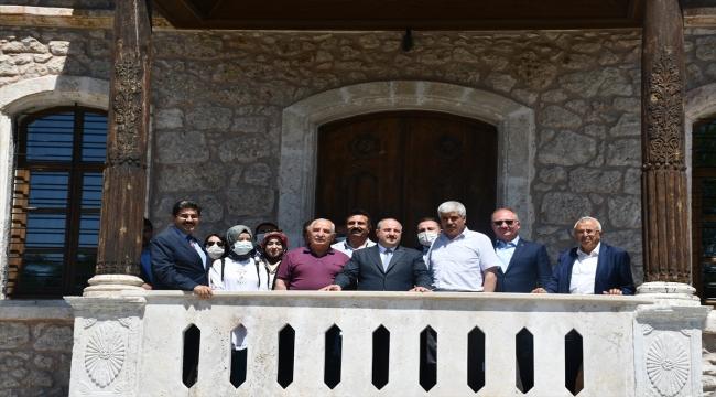 Bakan Varank, Sivas'ta Sanayi Mektebi Müzesinin açılışını gerçekleştirdi: