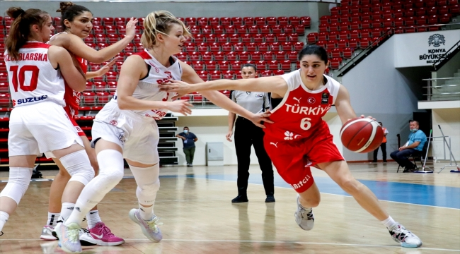 Basketbol: FIBA 20 Yaş Altı Kadınlar Avrupa Challengers