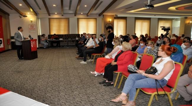 CHP Genel Başkan Yardımcısı Akın, Afyonkarahisar'da konuştu: