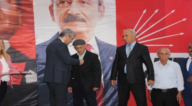CHP Genel Başkan Yardımcısı Salıcı, Hakkari'de konuştu: