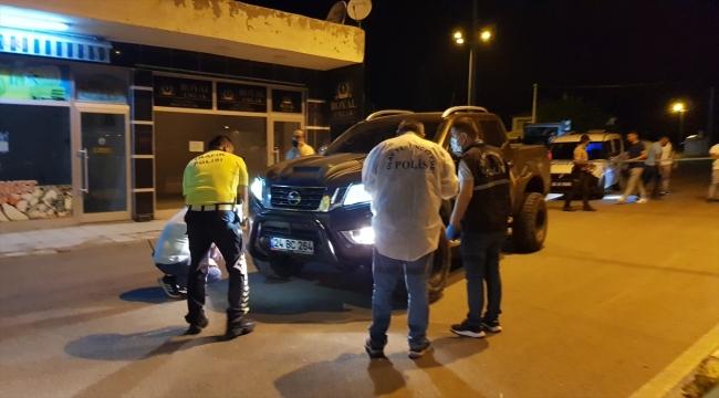 Erzincan'da kamyonetin çarptığı yaya yaşamını yitirdi