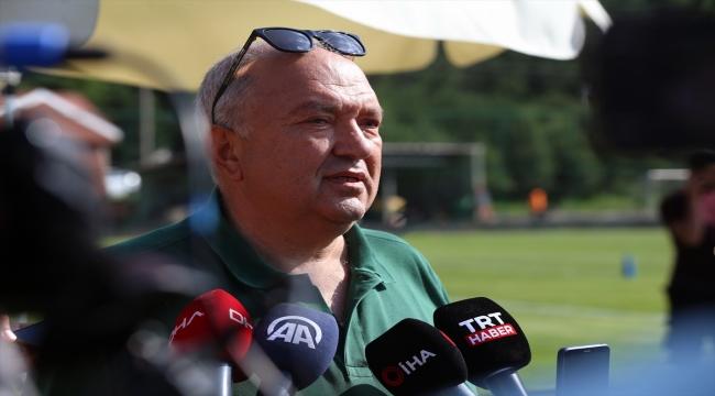 Gaziantep Futbol Kulübü Başkanı Cevdet Akınal'dan transfer açıklaması: