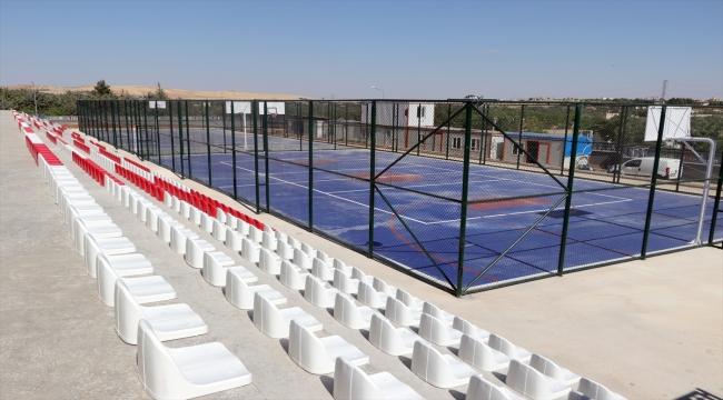 Güneydoğu'nun genç yetenekleri Gaziantep Spor Lisesi'nde yetişecek