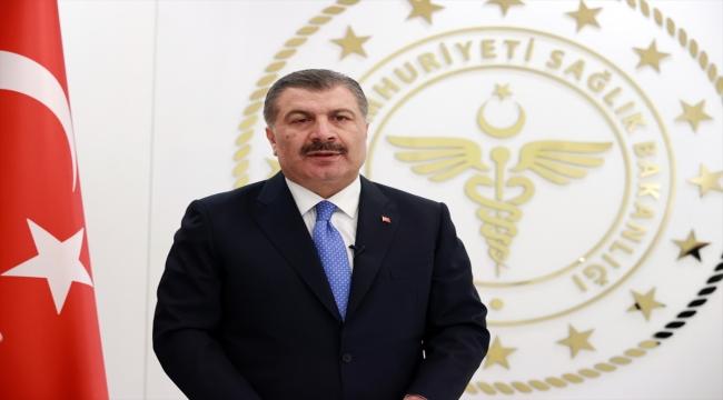 Sağlık Bakanı Koca, Koronavirüs Bilim Kurulu toplantısının ardından açıklama yaptı: