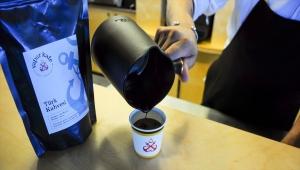 Şehir Hatları vapurlarında kahve yapımı için Arzum Okka Grandio Duo kullanılıyor