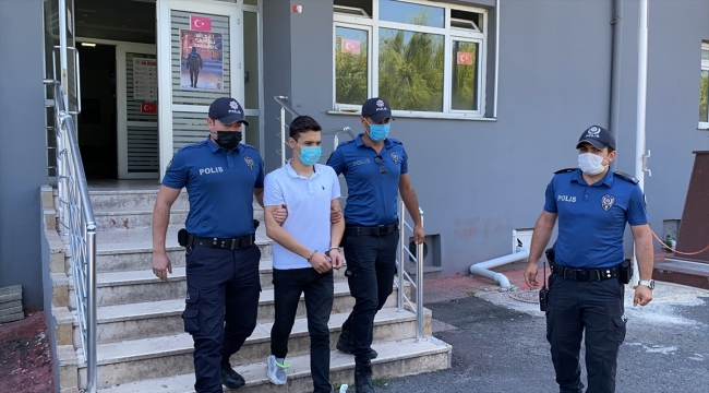 Tekirdağ'da iki kişinin öldüğü kazaya ilişkin gözaltına alınan sürücü adliyeye sevk edildi