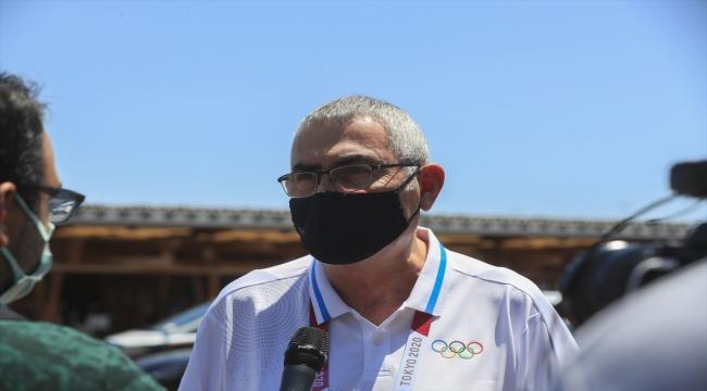 """TMOK Başkanı Uğur Erdener, olimpiyatların """"iptal edilecek"""" söylentisine açıklık getirdi:"""