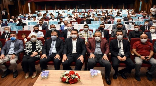 TÜGVA Bursa Temsilciliği'nin 3. Olağan Genel Kurulu yapıldı