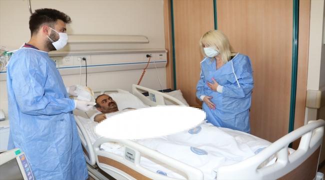 Türkiye'de çift kol nakli yapılan 5. hasta Ayılmazdır, kollarını hissetmeye başladı