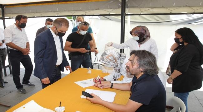 Van'da aşı olan vatandaşlara çekilişle ücretsiz konaklama ve kahvaltı imkanı