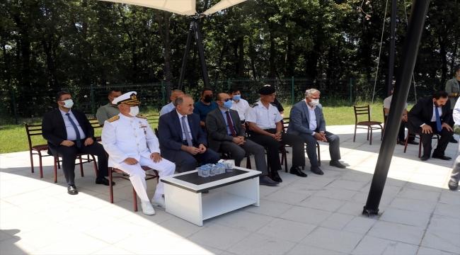 Yalova'da onarımı tamamlanan Akköy Şehitliği ziyarete açıldı