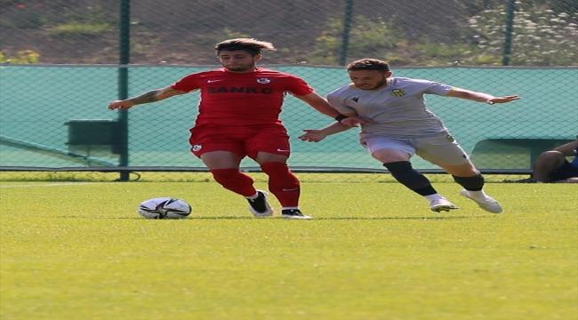 Yeni Malatyaspor hazırlık maçında Gaziantep'i 5-1 mağlup etti