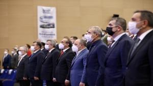 Bakan Varank, SAHA İstanbul 4. Olağan Genel Kurulu'nda konuştu: (2)