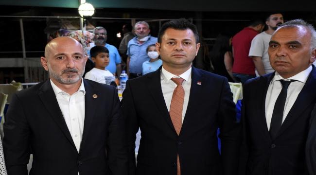 CHP Genel Başkan Yardımcısı Öztunç, Aksaray'da partililerle bir araya geldi: