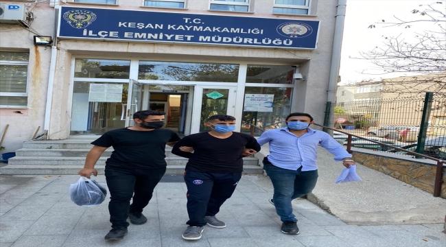 Edirne Keşan'da silahlı kavgada 1 kişi yaşamını yitirdi