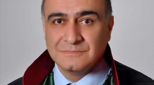 Kayseri Baro Başkanlığı'na Ali Köse seçildi
