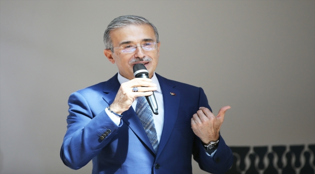 Teknopark İstanbul Mesleki ve Teknik Anadolu Lisesi'nin 2021-2022 Eğitim Öğretim Yılı Açılış Töreni